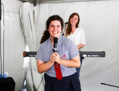 Student Recap: Mueller Prayer Tent