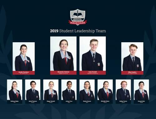Introducing our 2019 Prefects