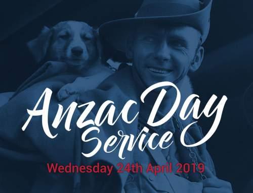 Anzac Day Service