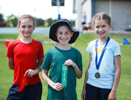 Primary Cross Country Winners