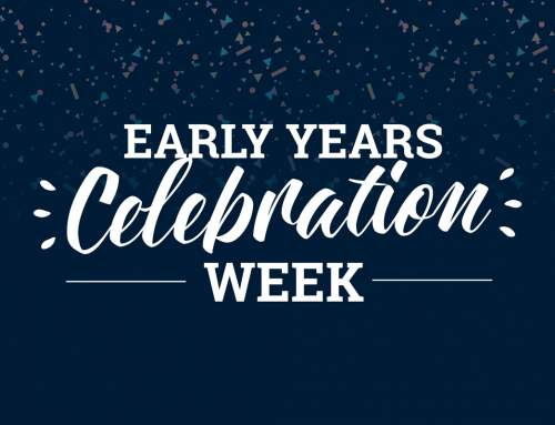 Early Years Celebration Week – Next Week!