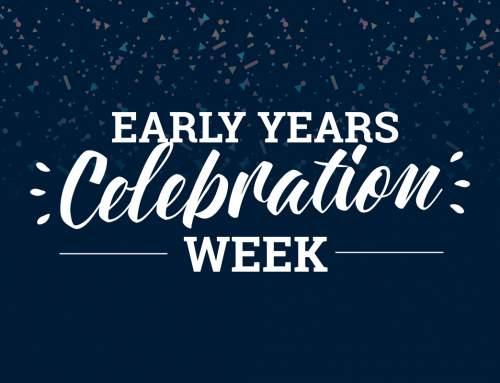 Early Years Celebration Week – Next Week!