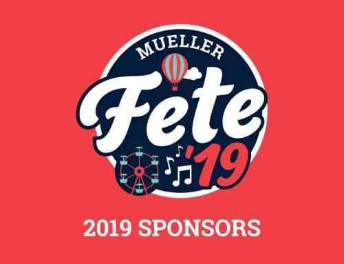 2019 Fete Sponsors