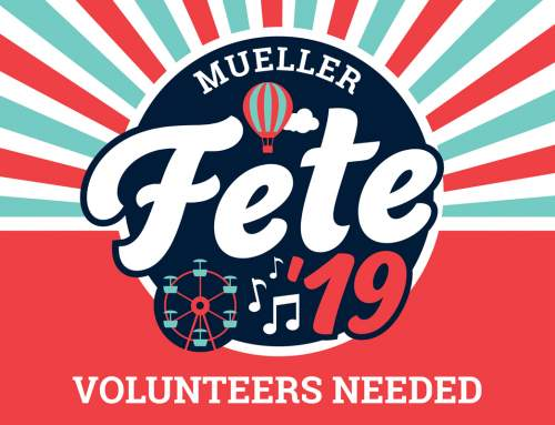 Fete Volunteers Needed