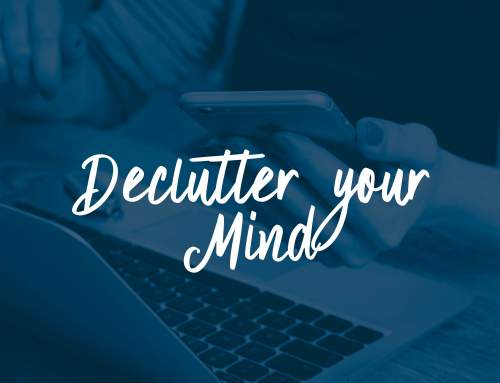 Declutter your Mind by Limiting your Time Online