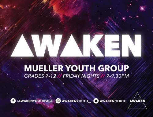 Awaken Youth Calendar