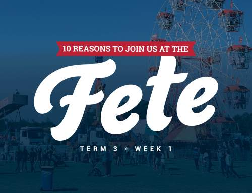 10 Reasons to Join us at the Fete