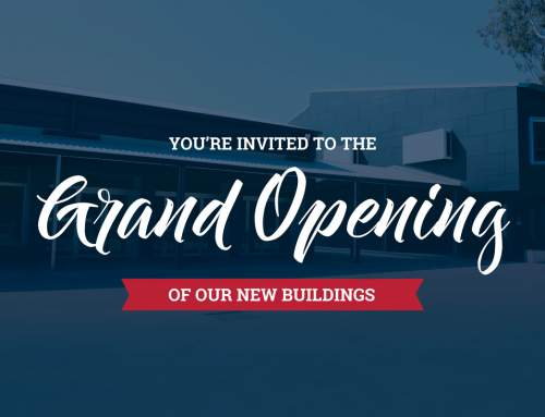 Grand Opening of New Projects