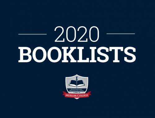2020 Booklists