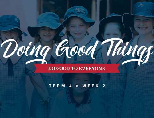 Doing Good Things