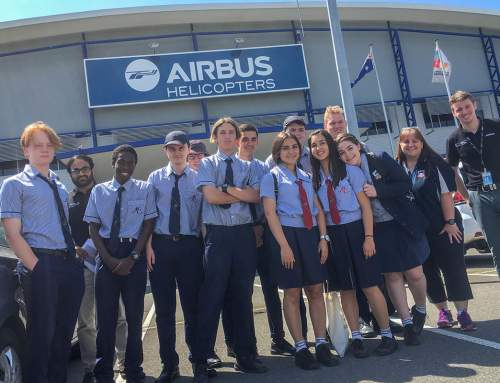 Year 11 Aerospace Students visit Brisbane Airport