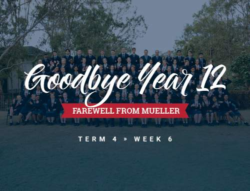 Goodbye Year 12