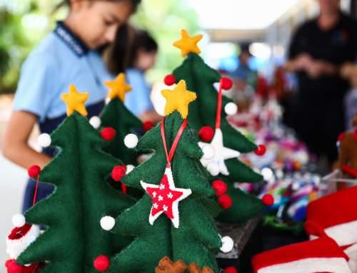 Transform the Nations Christmas Stall