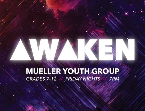 You're Invited! Ice-skating with AWAKEN Youth