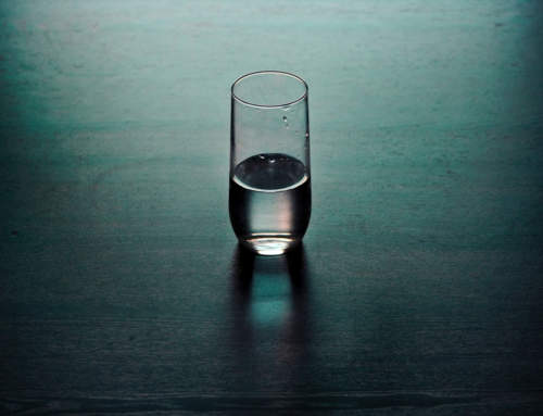 How Heavy Is A Glass of Water?