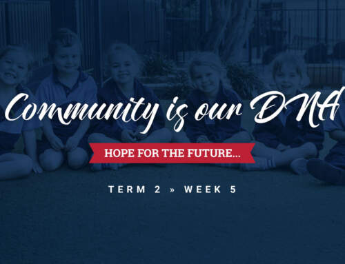 Community is our DNA
