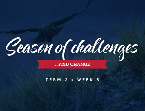 Season of Challenges
