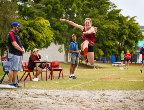 2020 Secondary Athletics Carnival
