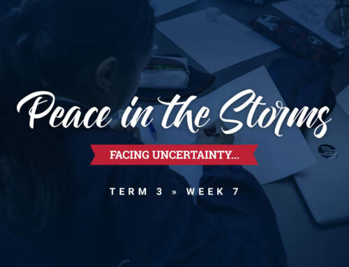 Peace in the Storms