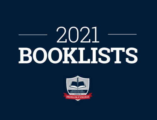 2021 Booklists