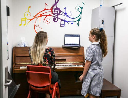 Private Music Lessons in Term 3