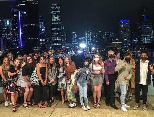 Arts Students Visit QPAC