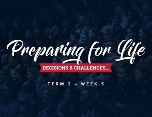Preparing for Life