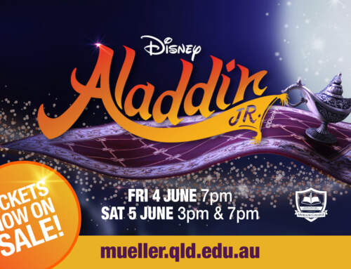 Aladdin: Bookings Open Now
