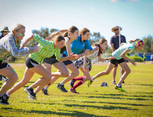Secondary Sports Carnival Highlights