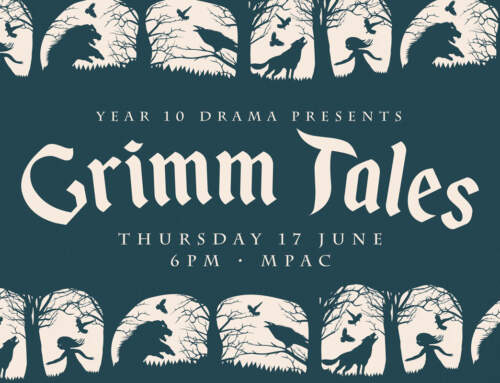 Join us for Grimm Tales