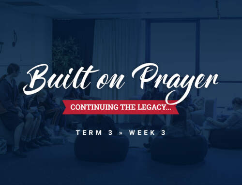 Built on Prayer