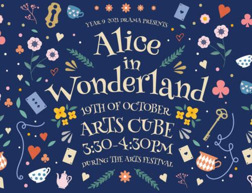 Coming Soon: Alice in Wonderland