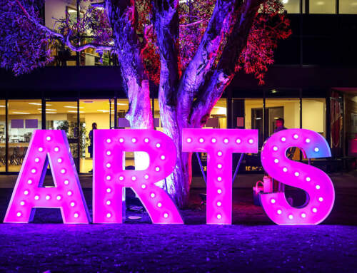 Save the Date for the Arts Festival