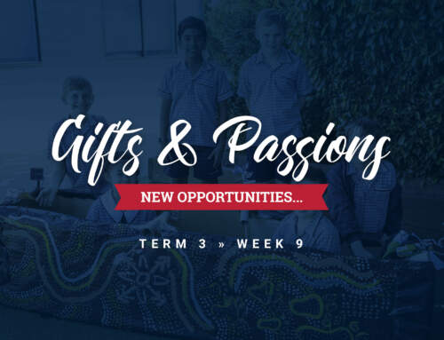 Developing Gifts and Passions