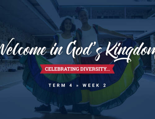 Welcome in God's Kingdom
